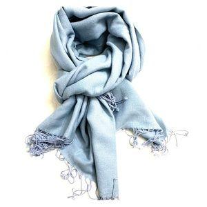 Breathtaking in blue Pashmina